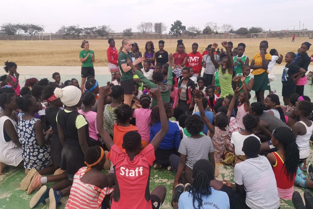 Lusaka North Netball Hub Championships