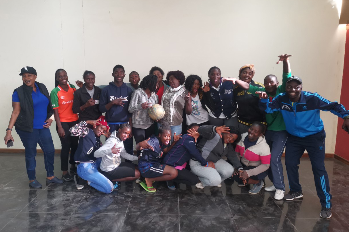 Netball Association Of Zambia Facilitates Level One Coaching Qualification