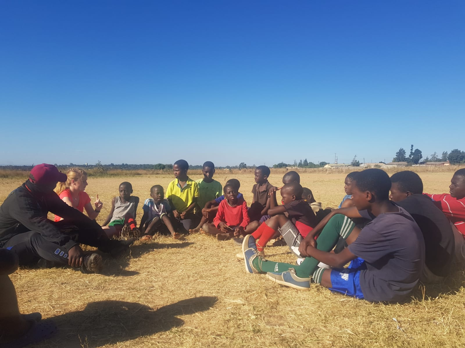 A Day At Mtendere Football Site